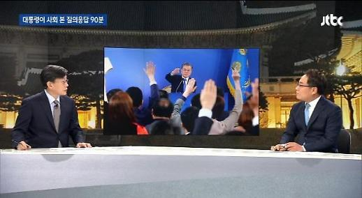 김예령 기자, 나경원에겐 소속·이름 공손트윗…손석희의 해석은?