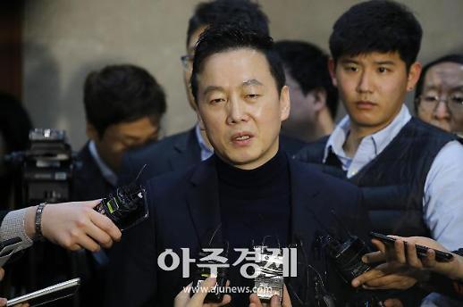 """'미투보도 명예훼손' 정봉주 오늘 첫 재판…""""성추행 없었다"""""""