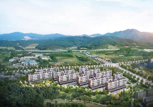 남원 최초 타운하우스 남원월락 해뜨레 베스티움 1월 오픈 예정