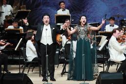 [임시정부 100주년 한중우호음악회] 하나 된 한국과 중국이 전한 '감동의 하모니'