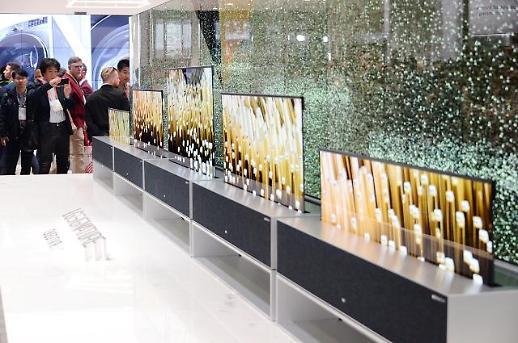LG전자, CES 혁신상 포함해 총 132개 수상... 세계 최초 롤러블 올레드 TV 큰 역할