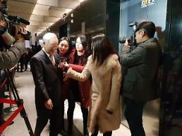[포토] 굳은 얼굴로 청와대 가는 손경식 CJ 회장