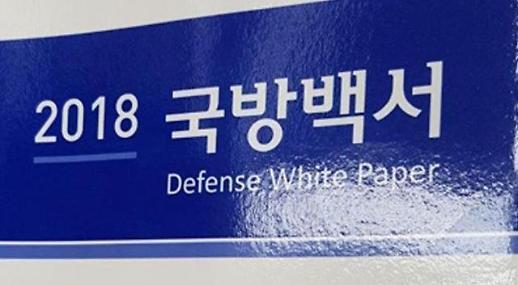 (종합) 文정부 첫 국방백서 북한은 적 표현 삭제했다