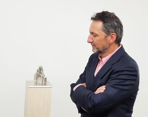 [전시 영상톡 ]3D스캐닝과 컴퓨터 절삭이 구현한 현대 조각 자비에 베이앙 개인전 313 아트 프로젝트 성북