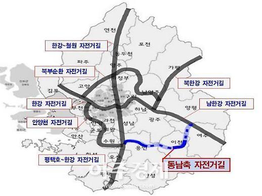 민선7기 경기도, 자전거이용 활성화를 위한 시설개선사업 추진