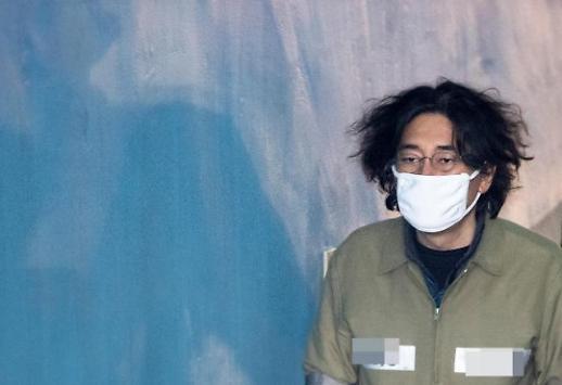 불구속 상태서 음주·흡연 목격된 '황제 보석 논란' 이호진 전 태광회장 7년 구형