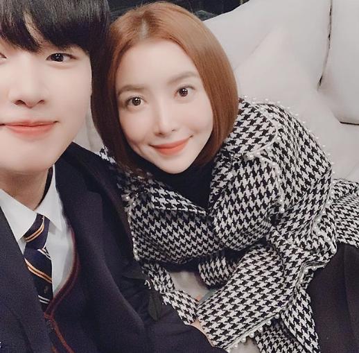 스카이캐슬 김동희, 윤세아와 모자 케미 뿜뿜…아들 사랑 넘치는 우리 엄마