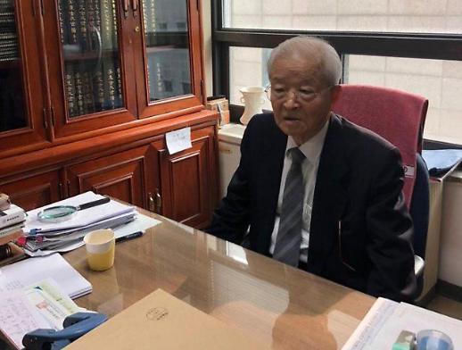 동농 김가진전의 저자 김위현, 동농을 말하다