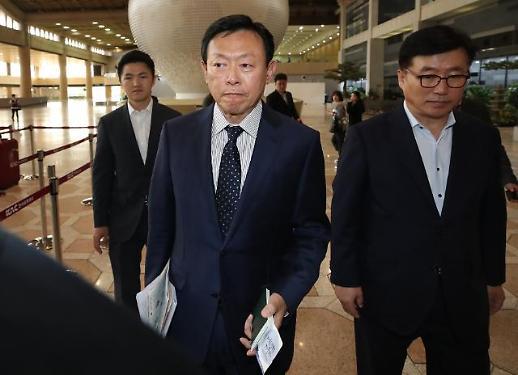 신동빈, 올해 첫 일본行…'원톱' 위상 다지며 23일 사장단회의