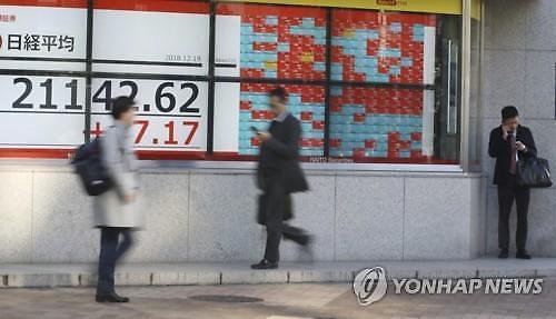미·중 무역협상 기대감…아시아 증시 활짝