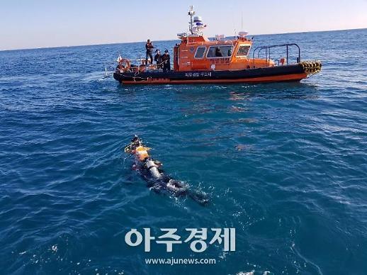 포항해경서장, 구조대 인명구조 훈련에 직접 참가