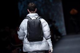 사회적 기업 모어댄, 베를린 패션 위크 런웨이서 컨티뉴 백팩 선봬