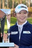  '32세 8개월' 지은희, LPGA '한국인 최고령' 우승 신기록