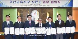 광주시-경기도교육청 혁신교육지구 사업 협약 체결