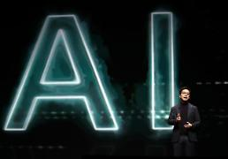 사무실 내 옆자리 동료는 AI…도입 규모 1년만 3배 증가