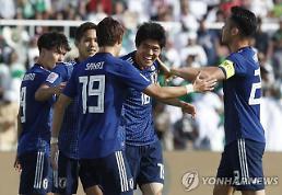 [아시안컵] 일본, 사우디에 신승…'박항서 매직' 베트남과 8강 격돌