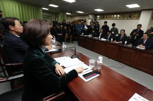 """손혜원, 목포 간 나경원에 경고…""""뒷전으로 물러나 조심해라"""""""