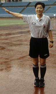 [포토] 여성 최초 야구단 단장 임은주는 누구?