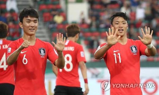 [아시안컵] 김진수 결승골 한국, 바레인 이기고 8강 진출에 일본 누리꾼 뜨거운 전투 바레인 애썼네