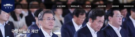 화제의 청와대 국민청원…그랜드캐년 추락사고·윾튜브 처벌·손혜원vsSBS