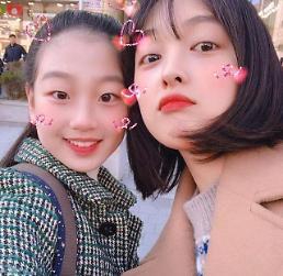 스카이(SKY) 캐슬 결방에도 빛나는 김보라·이지원, 자매 케미…다정 셀카