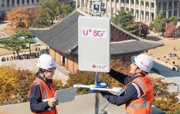 LG유플러스, 5G 빔 패턴 최적화 기술 개발