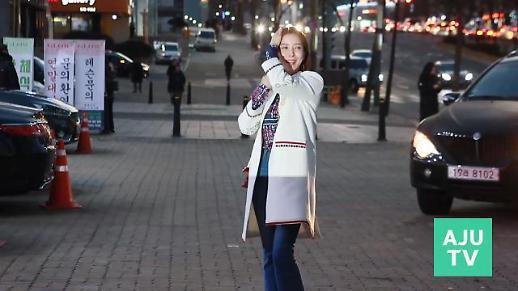 [영상] 윤세아, 빛나는 꿀피부 (스카이 캐슬 종방연)