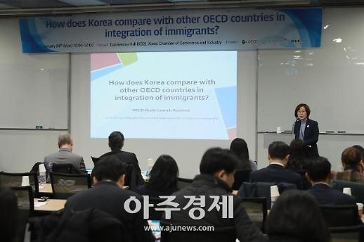 한국의 이민자 통합결과와 노동이주정책 세미나 개최