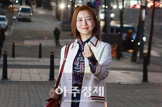[포토] 스카이 캐슬 종방연 참석한 윤세아