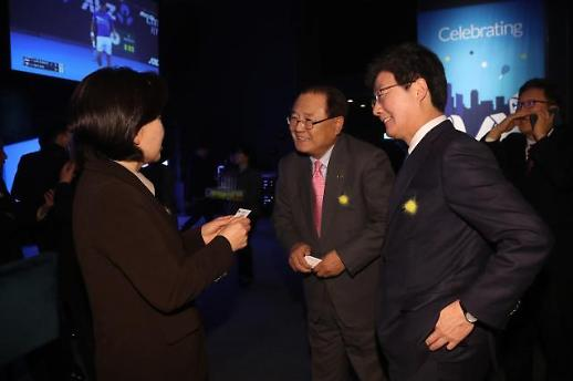 탈당설 유승민, 손학규와 비공개 회동서 정치노선 이견 재확인