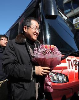 홍준표 도로 친박당, 보수우파에 죄 짓는 일…황교안 또 저격