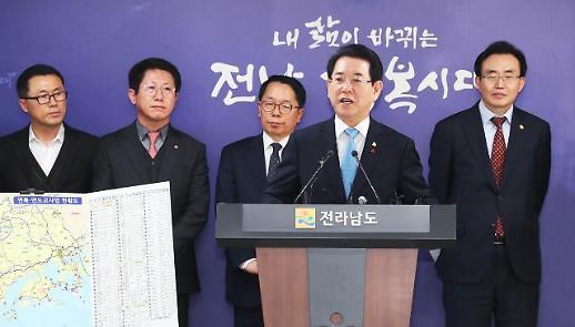 전남 남해안신성장 관광벨트 사업 본격 추진
