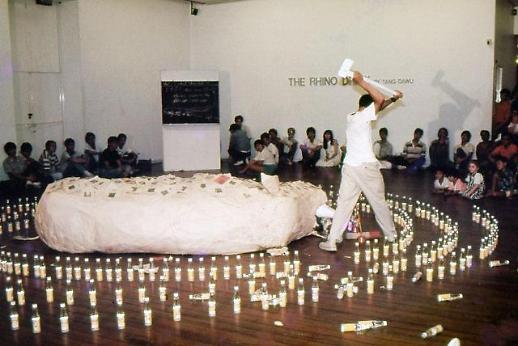 1960~1990년 아시아 미술을 한눈에..국립현대미술관 세상에 눈뜨다: 아시아 미술과 사회, 1960s-1990s전 개최