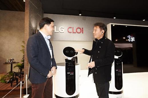 LG전자-네이버, 로봇 공동 연구 나선다