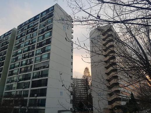 새해에도 지지부진한 은마아파트 재건축