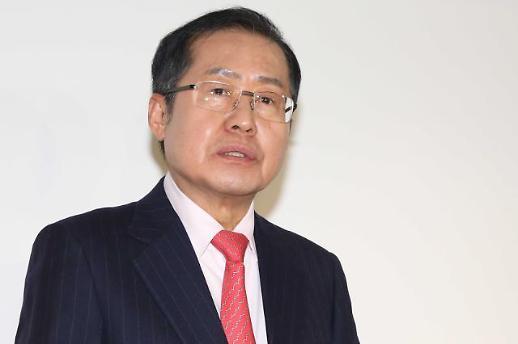 '나란히 1심 실형'에도 홍준표 불구속-김경수 법정구속…이유는?
