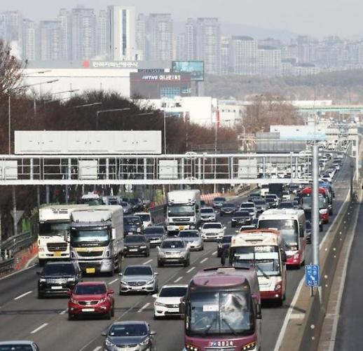 고속도로교통상황, T맵 분석결과 보니?...공략 시간 따로있다