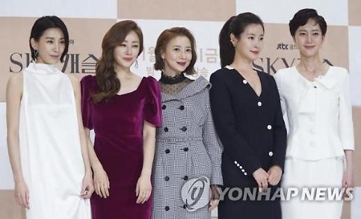 김서형 나이 몇 살…'스카이캐슬 결말'급 동안 미모