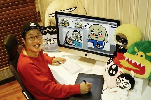 [김호이의 사람들] 카카오프렌즈의 아빠 디자이너 호조를 만나다