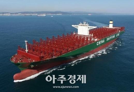 현대중공업-대우조선해양 합병에 견제나선 중국...매머드급 합병 맞대응