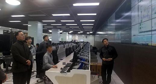 민원기 과기정통부 2차관, 설 연휴 맞이 이동통신 서비스 현장 점검