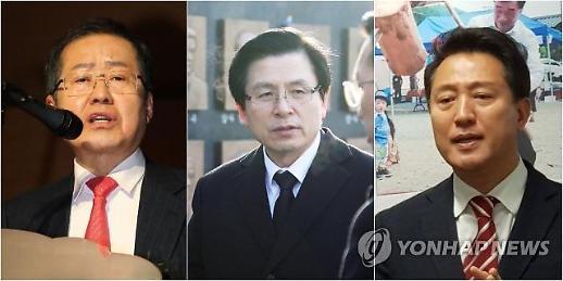 오세훈, 7일 당대표 출마 선언…황교안·홍준표 '원외 빅3' 경쟁 본격화