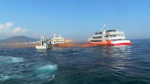 설 연휴 해양사고 전년 대비 감소