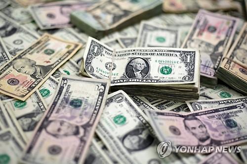 """미국증시 하락 … """"원달러 환율 상승 가능성"""""""