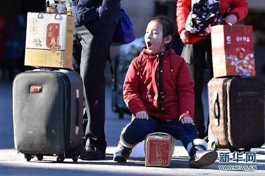 역귀성族, 셀프기프팅… 달라진 중국의 춘제 풍경