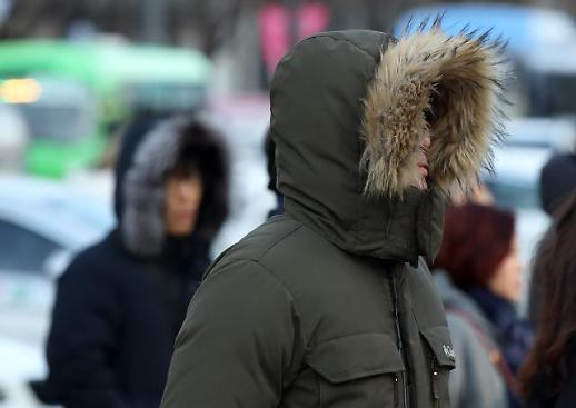 [날씨] 돌아온 동장군....주말내내 전국 강추위 예고