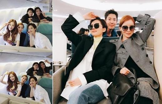 [#SNS★] 스카이캐슬 배우들, 너도나도 포상휴가 인증샷 푸켓 갑니다