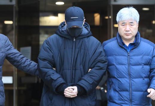 윤창호법 1호 연예인 손승원 공황장애 앓고 있어, 반성하고 있으니 불구속 상태서 재판