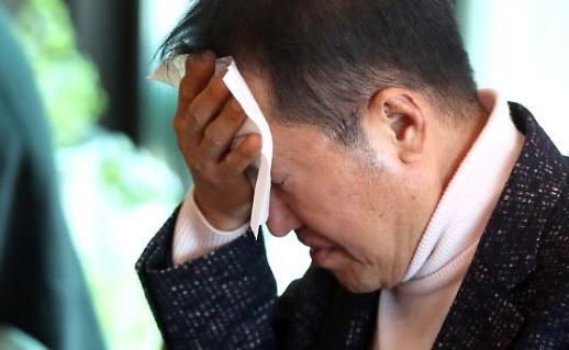 """홍준표, 전대 불출마 선언...""""끝까지 함께 하지 못해 유감"""""""