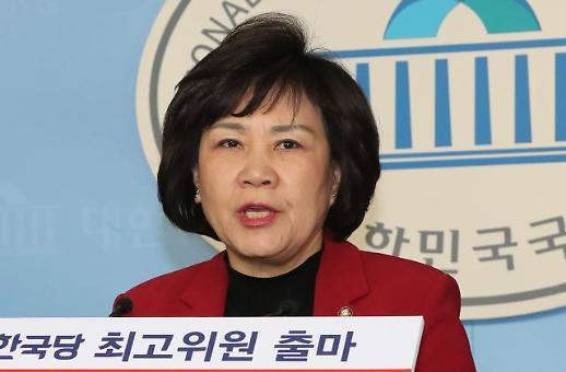 김순례, 5·18 유공자 괴물집단이라더니…뒤늦게 북한군 개입설 동의 안해
